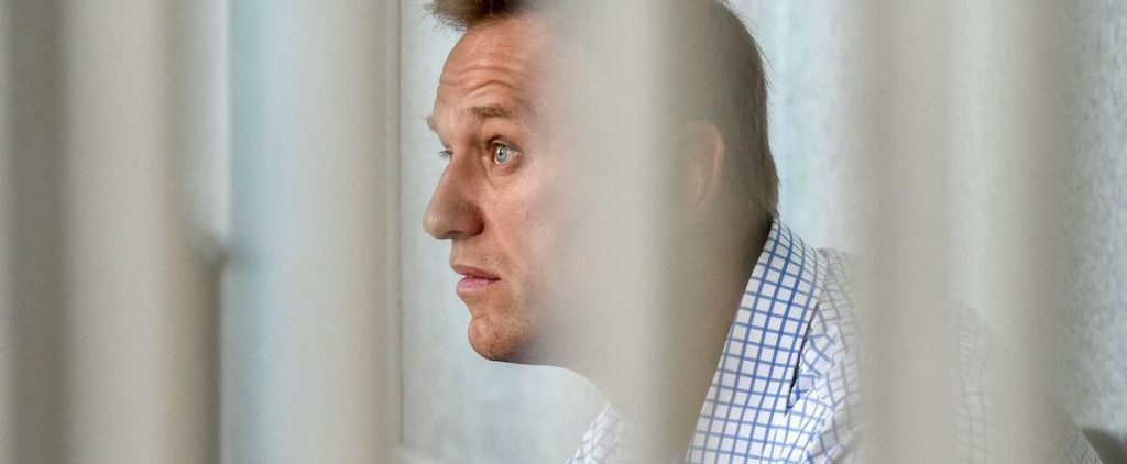 Navalny is an American man in Russia (Moscow)