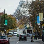 Pedestrians on rue du Mont-Royal: a breath of fresh air for bars