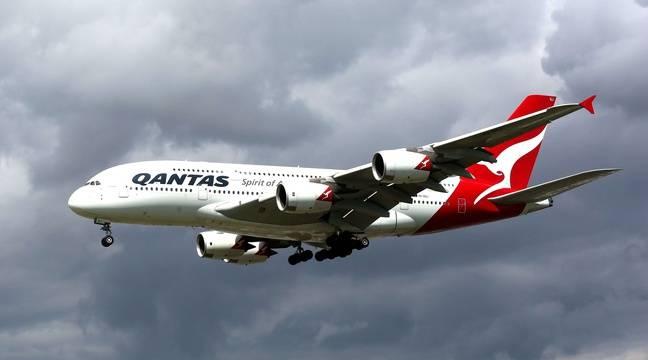 Qantas Airlines to reward vaccinated passengers