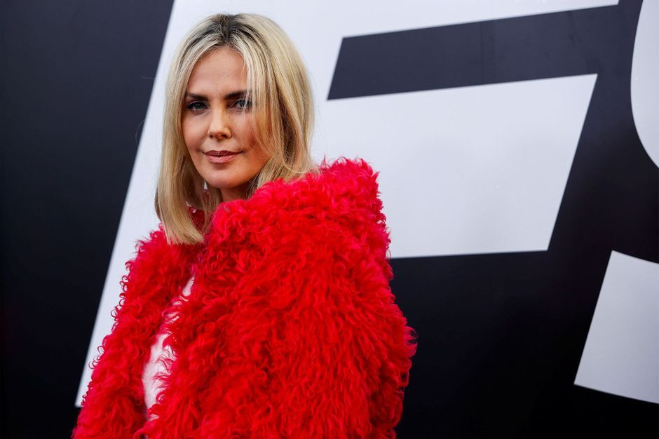 Sexy Charlize Theron, Vin Diesel bassist...red carpet stars for 'F9: The Fast Saga'