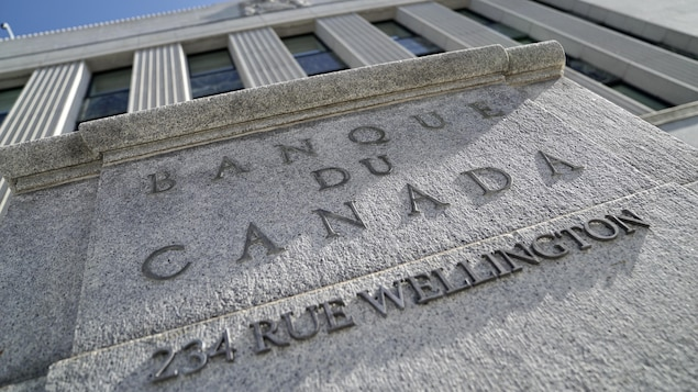 The Bank of Canada keeps the key interest rate at 0.25%.
