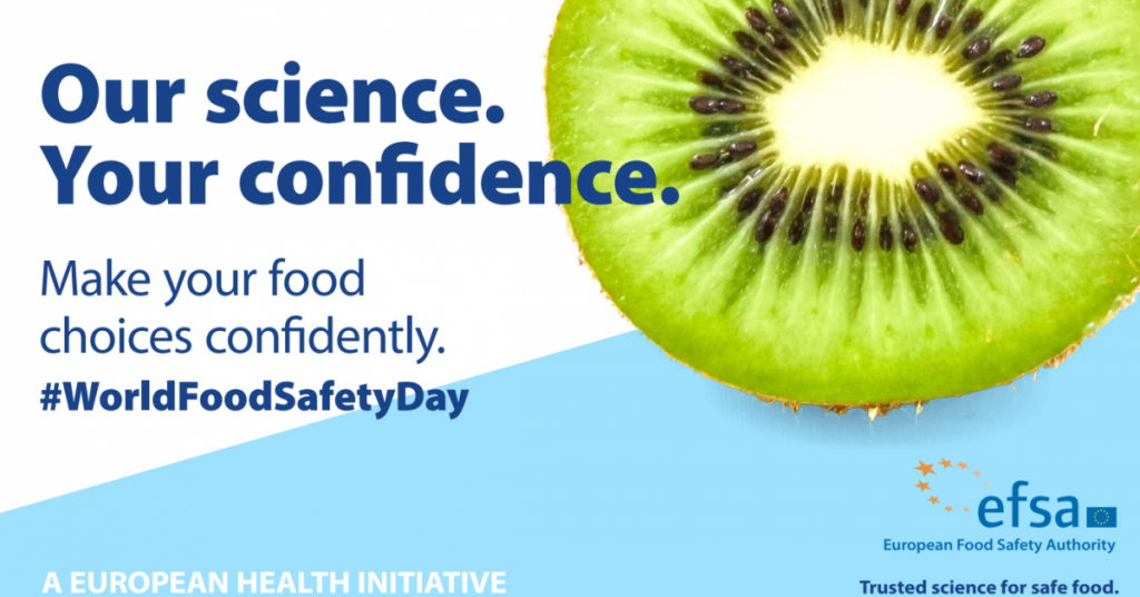 """The Financial Supervisory Authority launches the """"Choose safe food in the European Union"""" campaign on World Food Safety Day"""