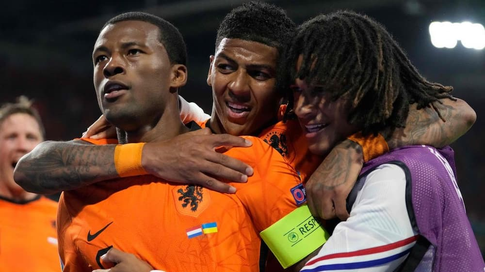 The Netherlands wins the first Euro match for the madman!