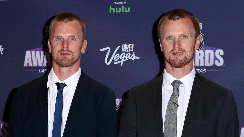 The Sedin twins are back in Vancouver