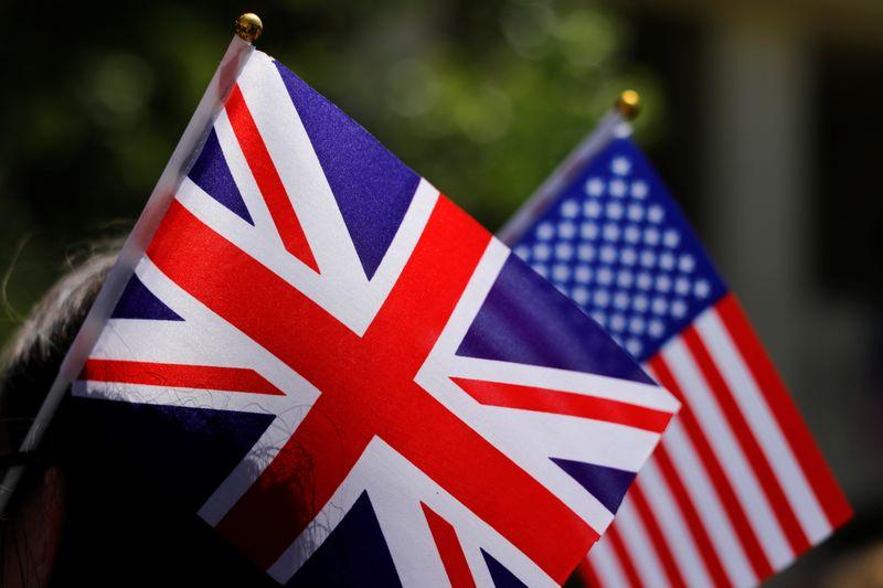 Le Royaume-Uni et les Etats-Unis conviennent d