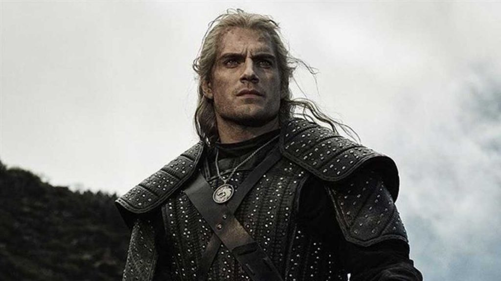 The trailer with Geralt de Reeve and his fate
