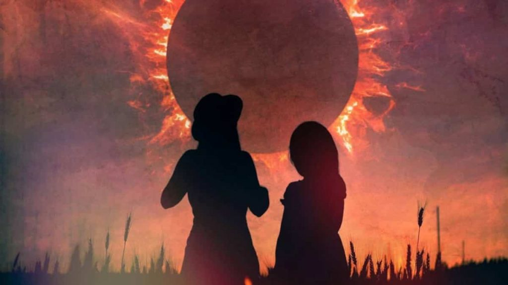 There will be a solar eclipse tomorrow and that has a very special meaning