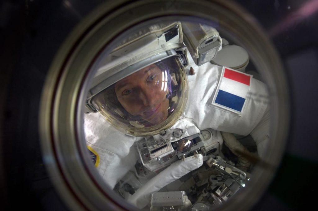 Thomas Pesquet will soon go into space