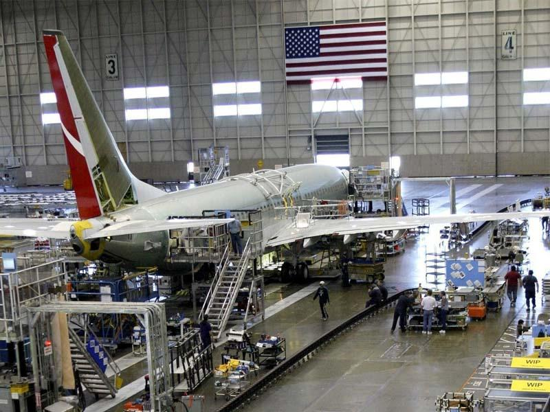USA: Durable goods orders rise again in May