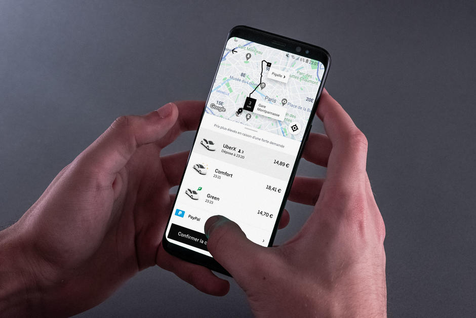 Uber drivers won the right to merge in the UK