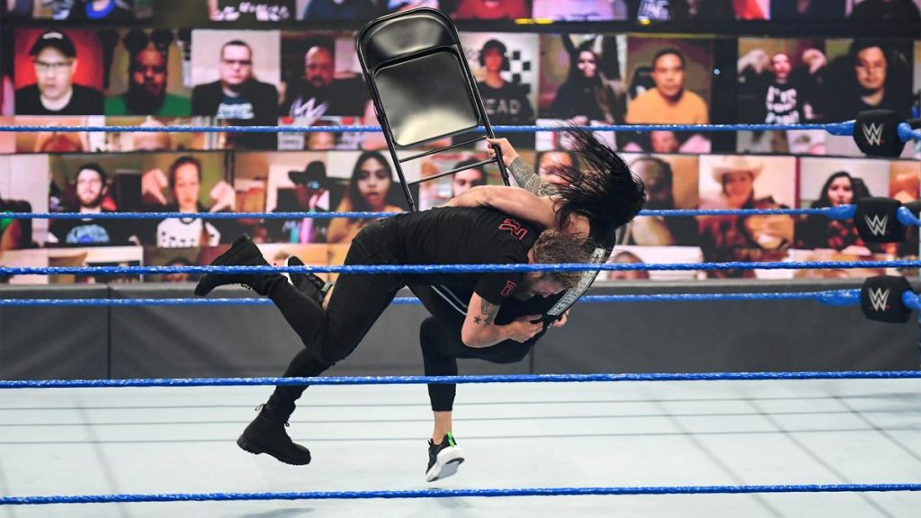 WWE SmackDown results for June 25, 2021