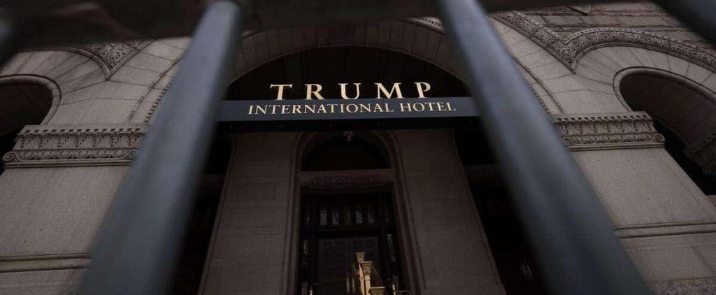 Was the Trump Organization quickly accused?