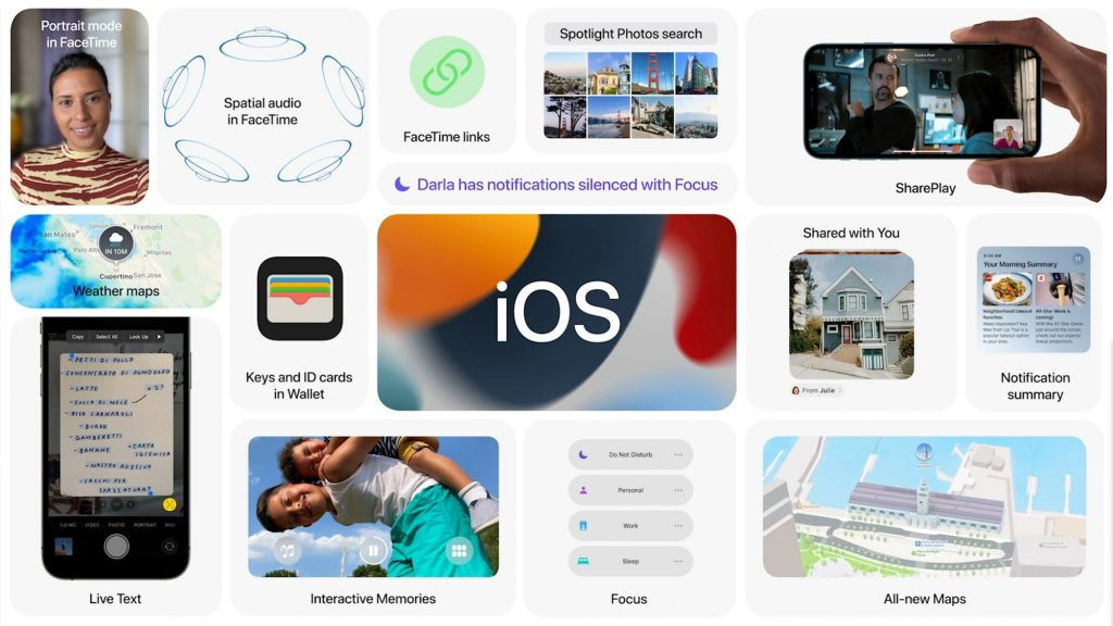 iOS 15: Security updates will be available for download separately