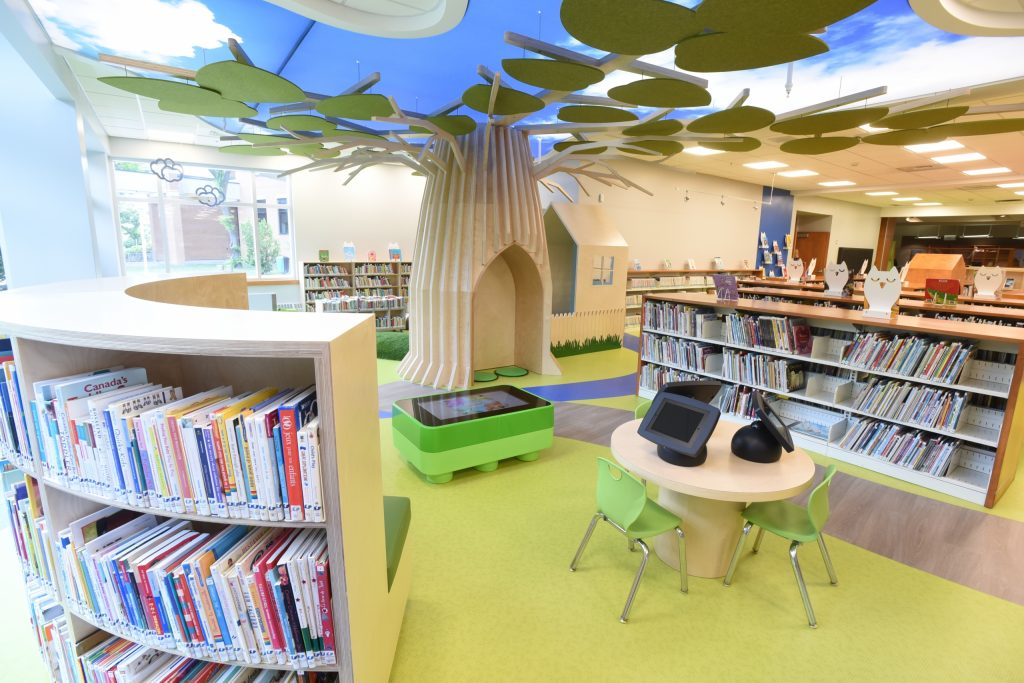 South Korea |  Video - Georgette Lepage's Library: An assertive new technological youth space