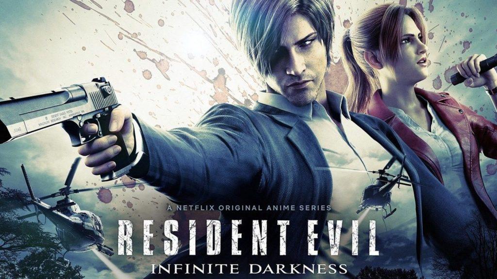 Critique sans spoilers: Resident Evil Infinite Darkness
