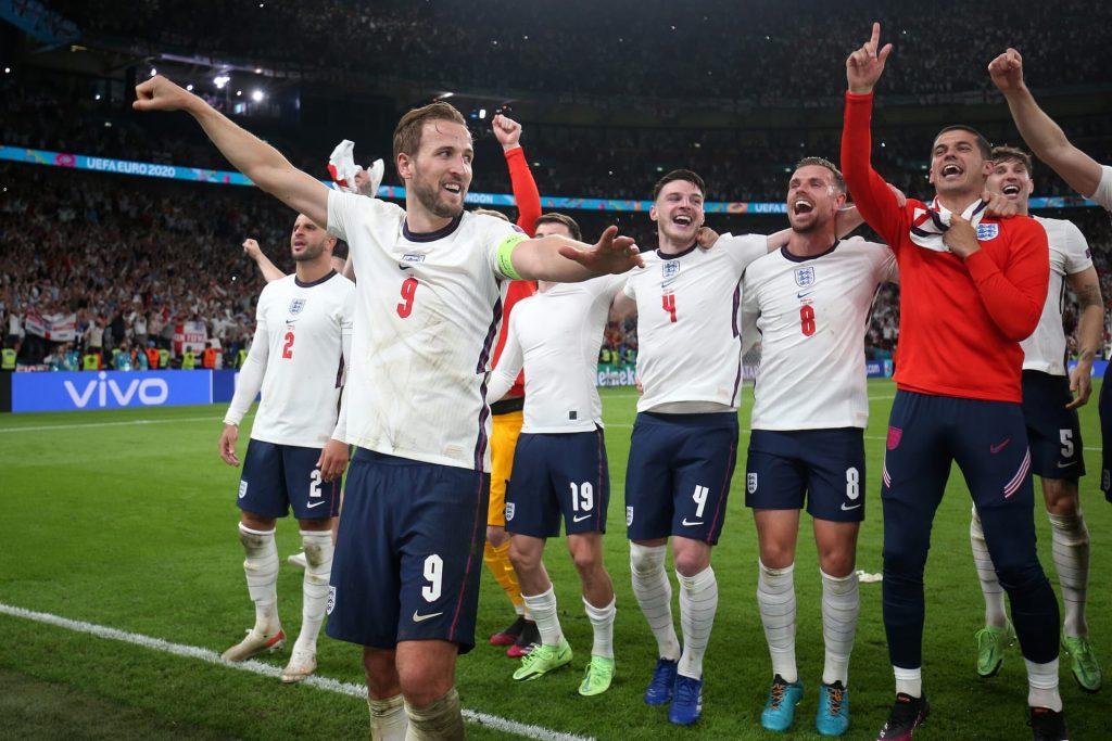 Can the England football team fix England?