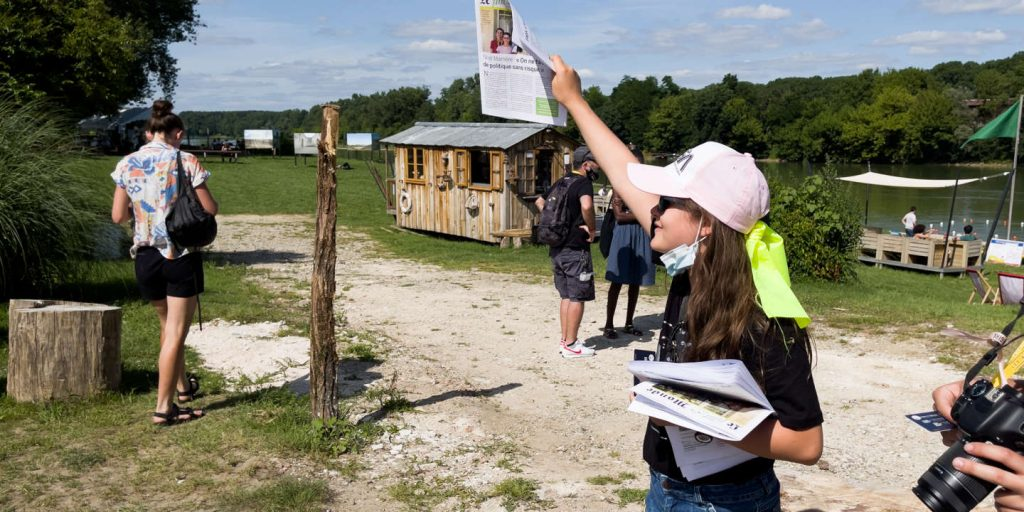 Make room for emerging journalists in Couthures-sur-Garonne