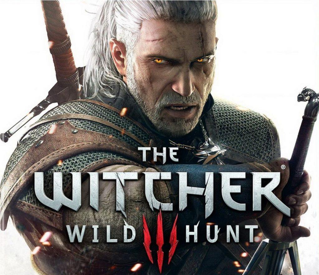 La jaquette de The Witcher 3