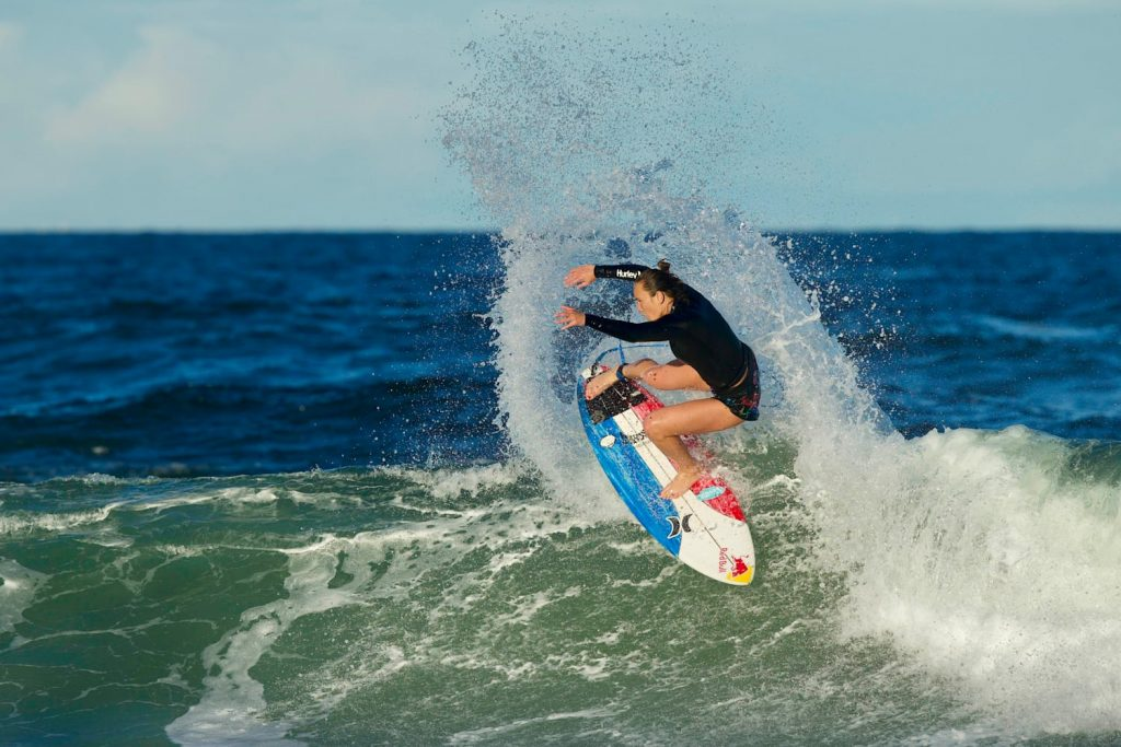 No competition at the World Surfing Championships in Australia