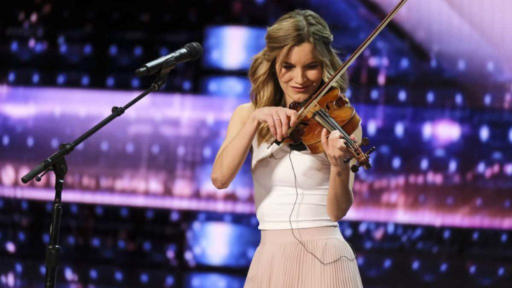 Kiebaker Gabriella has made America's Got Talent into a mess