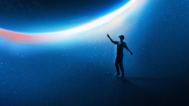 Travel in space with the immersive Infinity experience