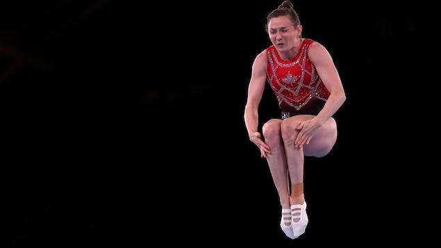 Rosie McLennan loses Olympic title in Tokyo