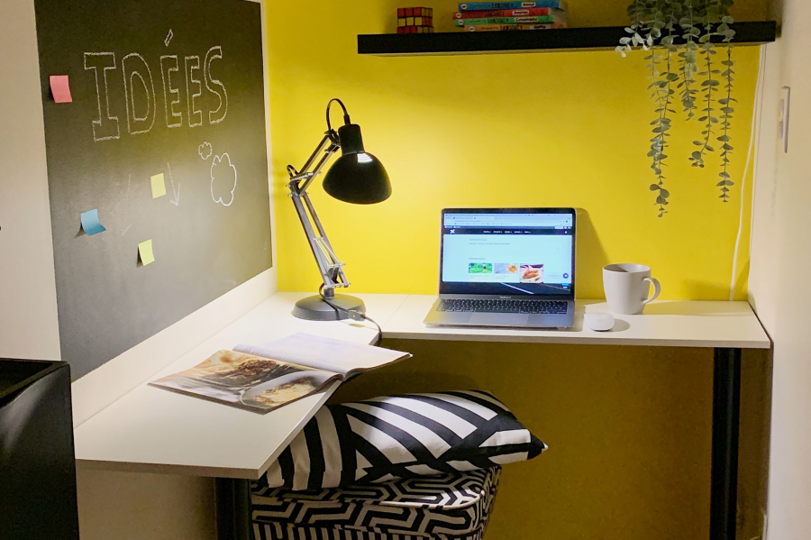 4 Low-Cost Solutions to Create a Home Office