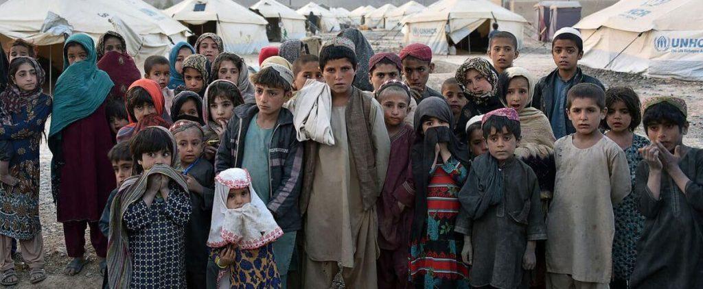 Afghanistan: 22,000 families fled fighting near Kandahar