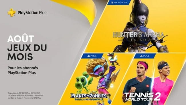 August Playstation Plus games revealed