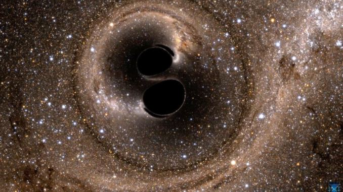 Black holes confirm Hawking's old event horizon theory - Science News.co.uk