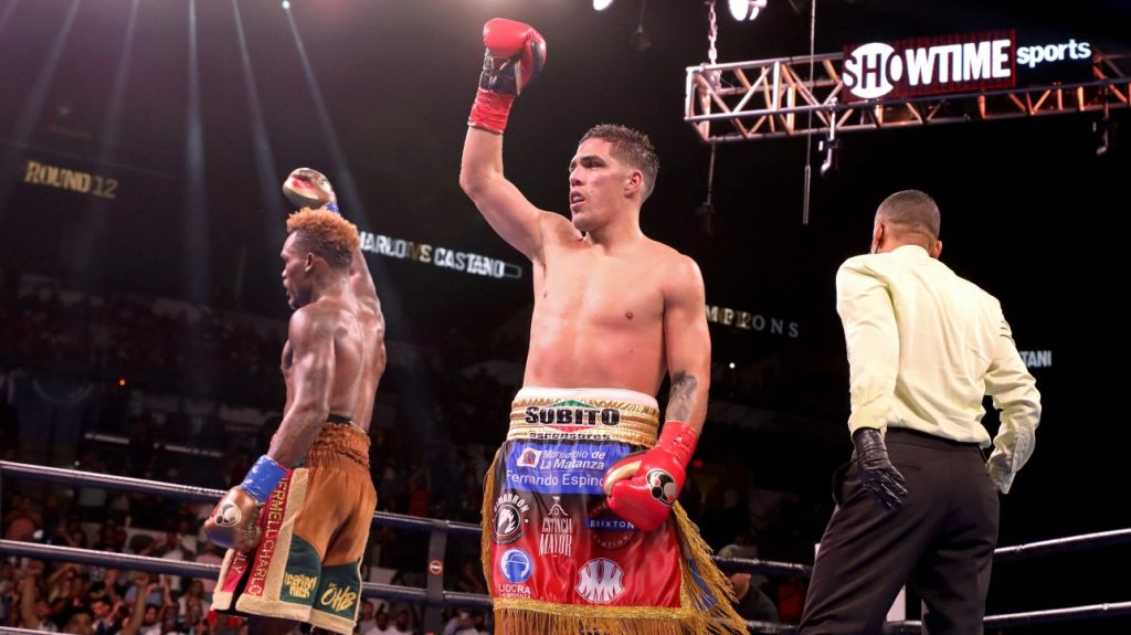 Boxing: Contested joint umpire between Jeremy Charlo and Brian Castano