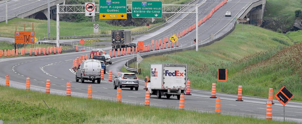 CIUSSS staff: $155,000 in hotel accommodation while working on the Pierre Laporte Bridge