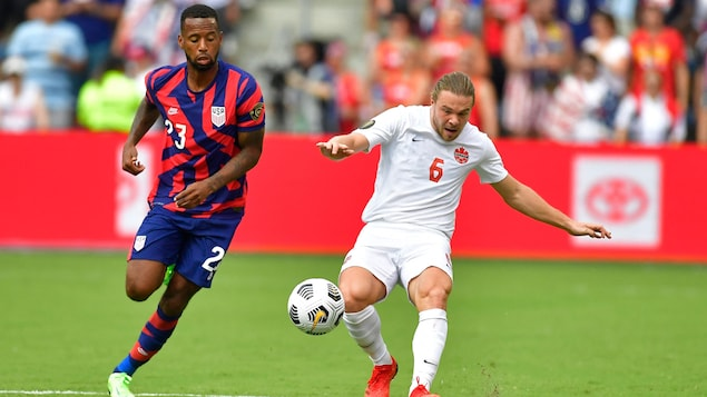 Canada was destroyed by the United States in the Gold Cup