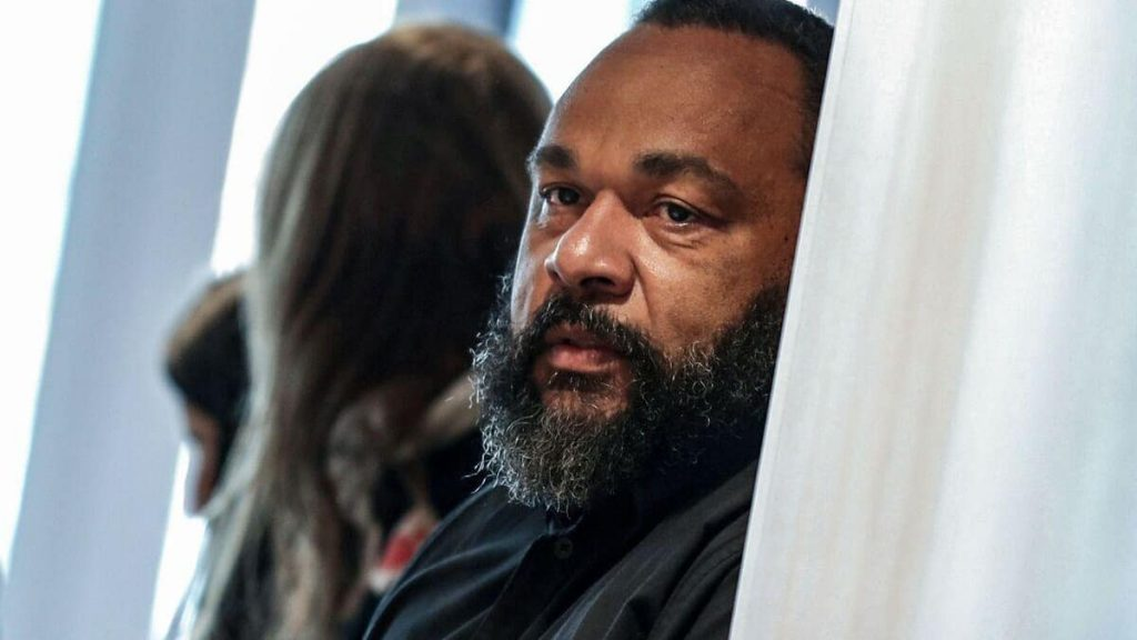 Dieudonné indicted for concealment of fraud
