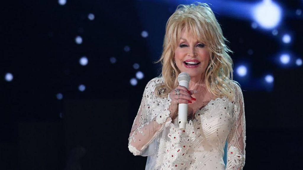 Dolly Parton is still a Playboy girl