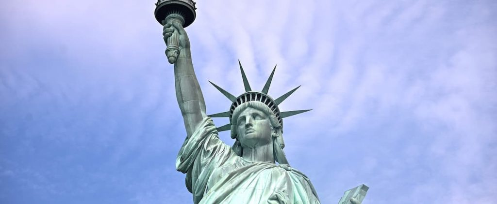 [EN IMAGES] Washington now also has the Statue of Liberty