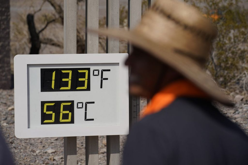 Extreme heat: When climate change threatens public health |  science |  news |  the sun