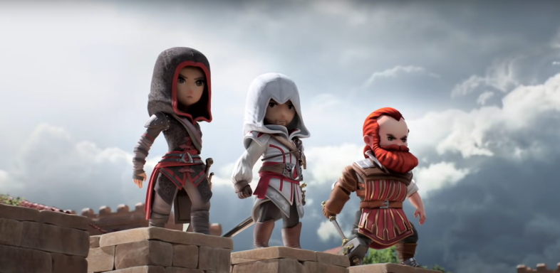 Facebook introduces Ubisoft mobile games