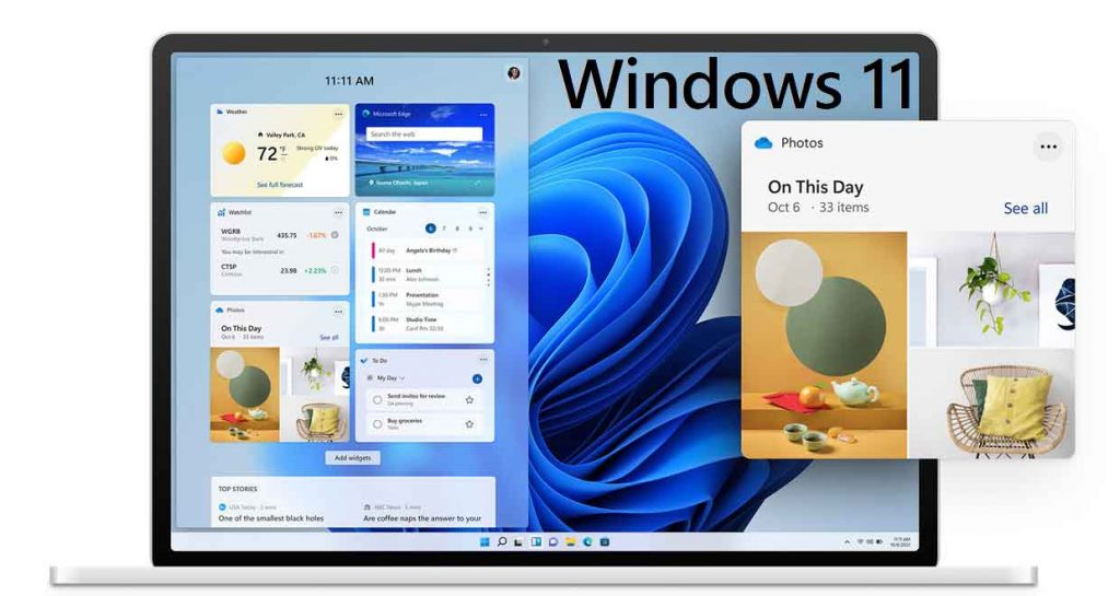 For PCs running Windows 7 and Windows 11, installation from scratch is required!