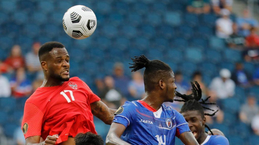 Gold Cup: Canada advances convincing 4-1 win over Haiti