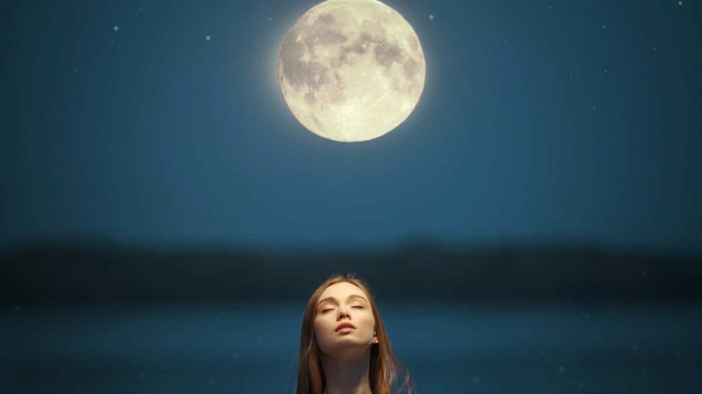 Here's how the next full moon can affect you