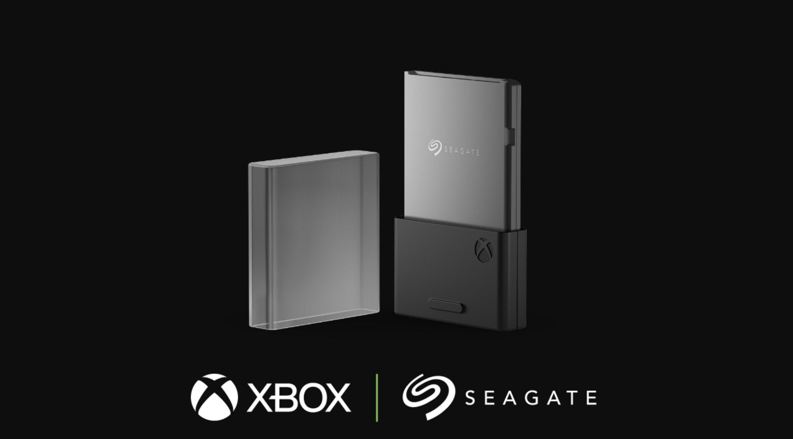 Seagate Xbox Series X/S Accessories