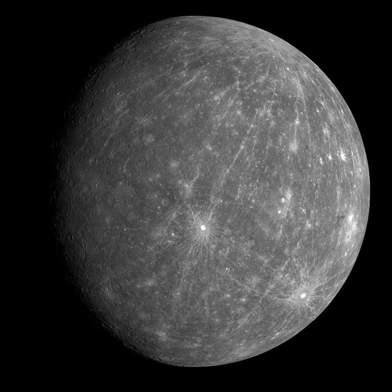 How do we explain the massive iron heart of Mercury?