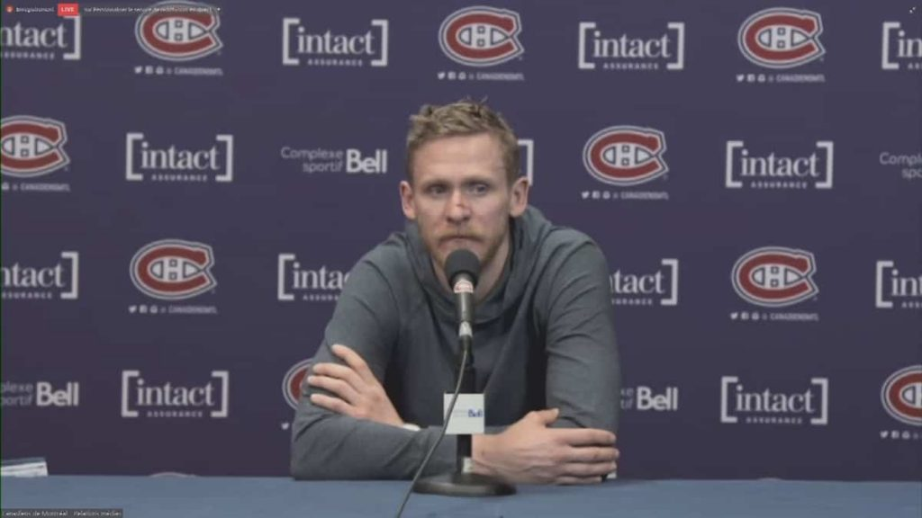 """""""I'd like to get back with the Canadians"""" - Corey Perry"""