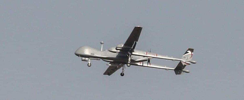 Iraq: Drone attack on a base housing Americans in Kurdistan