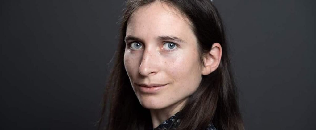 Iris Ferreira, the first female Rabbi to be ordained in France on a Sunday