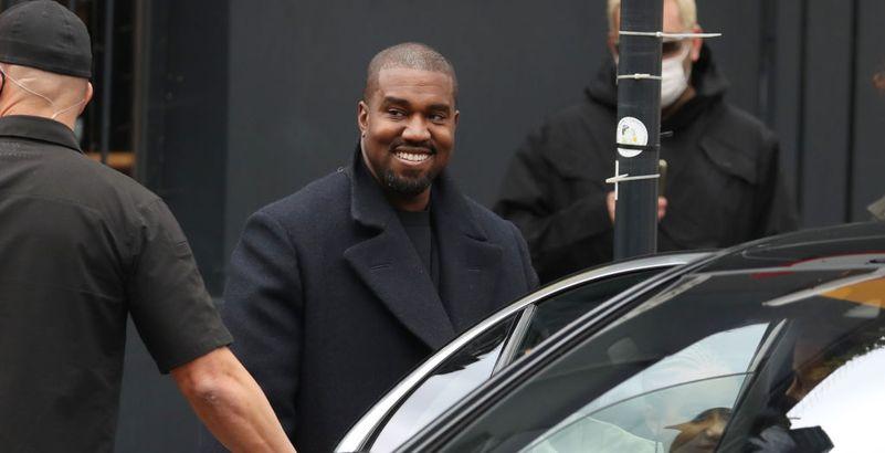 Kanye West only follows one person on Instagram: his ex-wife, Kim Kardashian