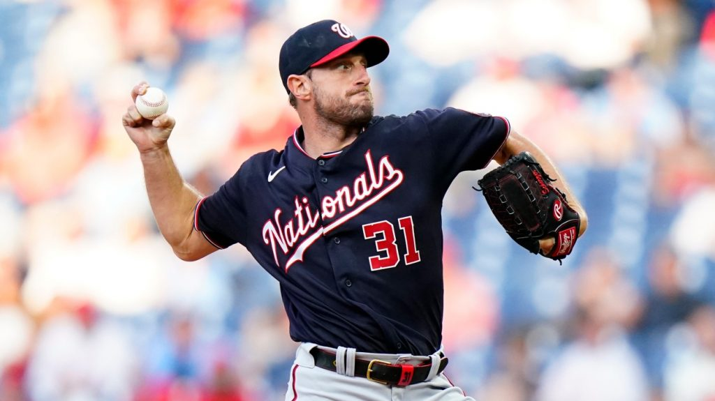 MLB: Bowlers Max Scherzer and Trea Turner traded from Nationals to Dodgers