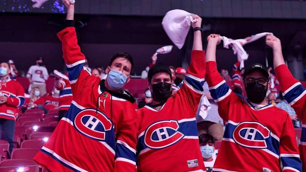 More spectators but double the vaccination at Bell Center?