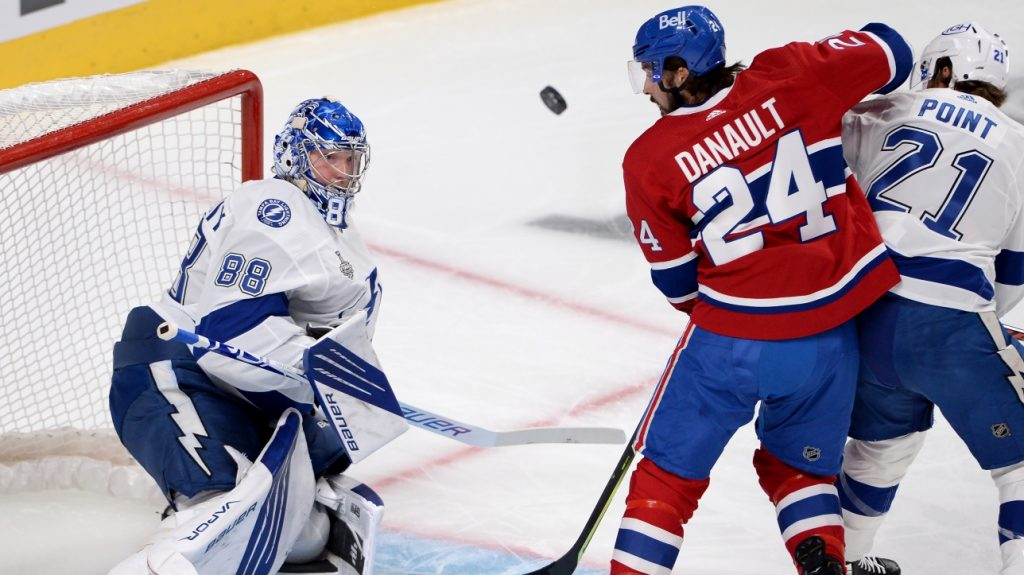 NHL: Chances of seeing Philip Danault with the Canadians are increasingly slim